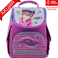 """Рюкзак школьный """"трансформер"""" Kite Education Rachael Hale R19-500S (ортопедический рюкзак для девочки 6-8 лет), фото 1"""