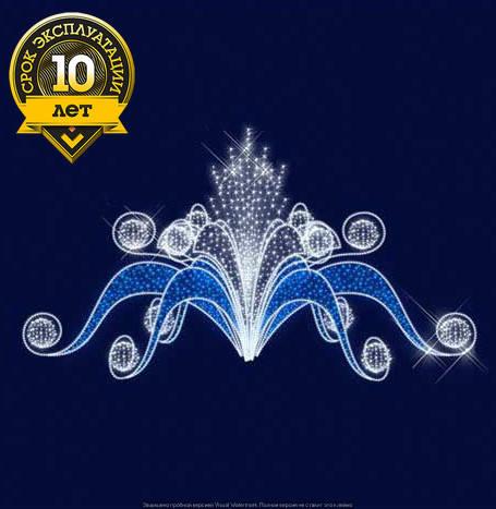 """Фонтан светодиодный """"Фантазия"""", фото 2"""