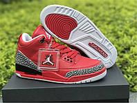 "Кроссовки Nike Air Jordan 3 Ai DJ KHALED'S ""GRATEFUL"" , фото 1"
