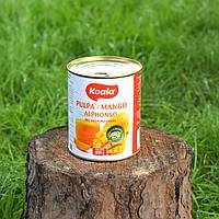 Пюре из манго Koala без сахара 850г.
