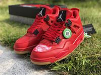 Кроссовки Nike Air Jordan 4 , фото 1