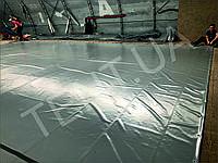Строительный тент  плотность 450 г/м2 3х5 (15м2)