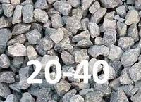Щебень гранитный фракция 20-40 Киев от 30т