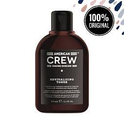 Відновлюючий лосьйон після гоління AMERICAN CREW Shave Revitalizing Toner, 150 мл