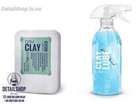 Gyeon Clay & Clay Lube Глина и смазка- лубрикант для лучшего скольжения