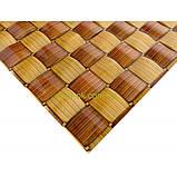 Декоративная панель Регул Мозаика «Орнамент бордовый» 22 б, фото 2