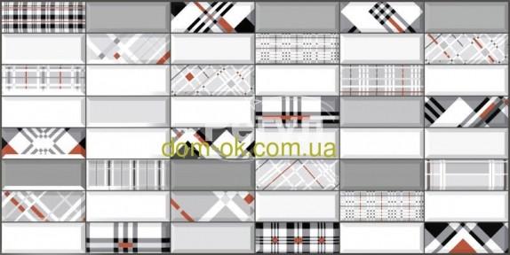 Декоративная панель Регул Мозаика «Импровизация красная»253 ик