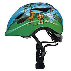 Велосипедний дитячий шолом ABUS ANUKY S Jungle