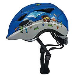Велосипедний дитячий шолом ABUS ANUKY S Diver