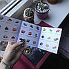 Оригинальный подарок для мужчин и девушек - Конфеты Космос и луна, фото 2