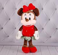 """Мягкая игрушка Минни Маус """"Фрукты"""", Mickey Mouse, Minnie Mouse, плюшевая Минни Маус,  разные цвета, 20 см, фото 1"""