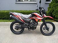 Мотоцикл Loncin LX150GY-6 Pruss 2019 Оранж
