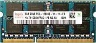 Память Hynix SODIMM DDR3 8GB PC3-12800S (1600Mhz) (HMT41GS6MFR8C-PB)(8x2), б/у