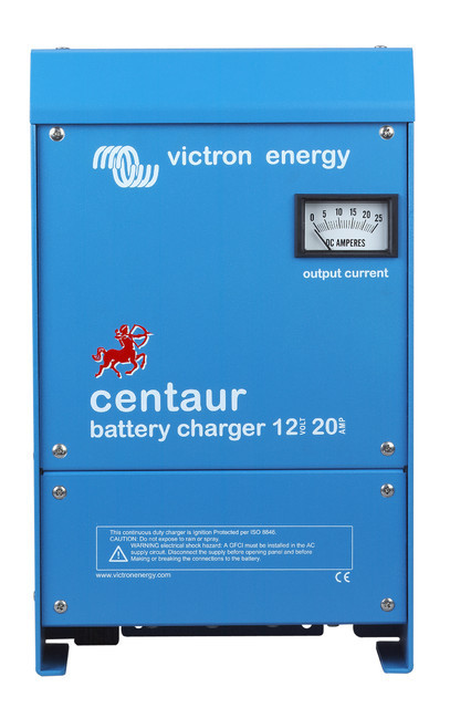Зарядное устройство Centaur Charger 12V 100A