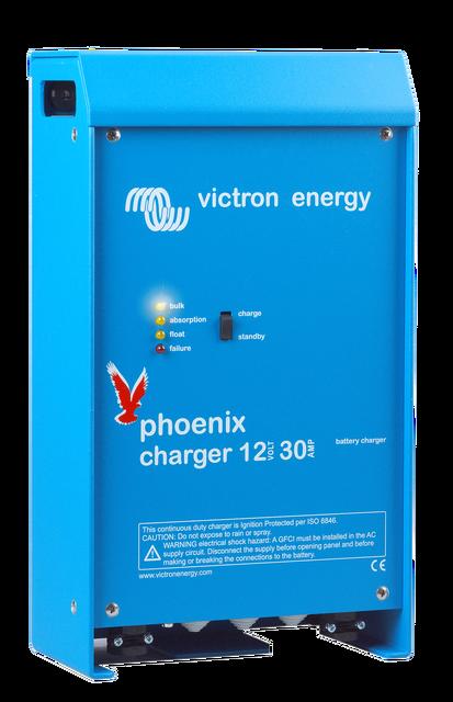 Зарядное устройство Phoenix Charger 12V 30A