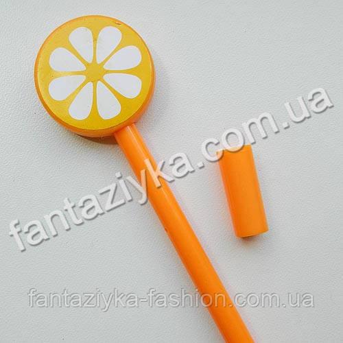 Ручка гелевая Апельсин