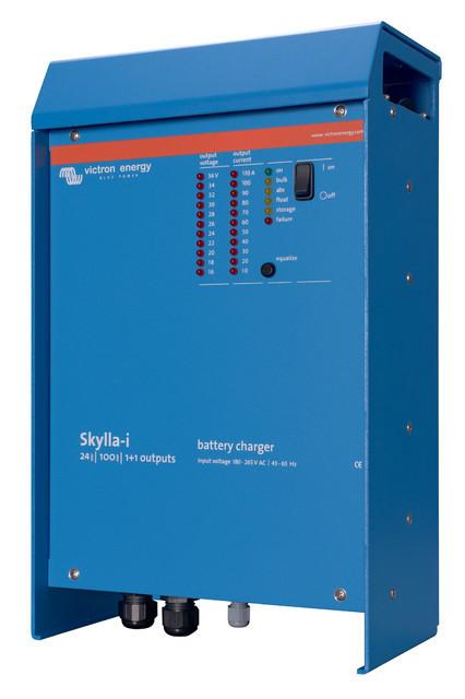 Зарядное устройство Skylla-i 24V 100A (3)