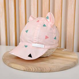 Косинки та кепки для дівчаток