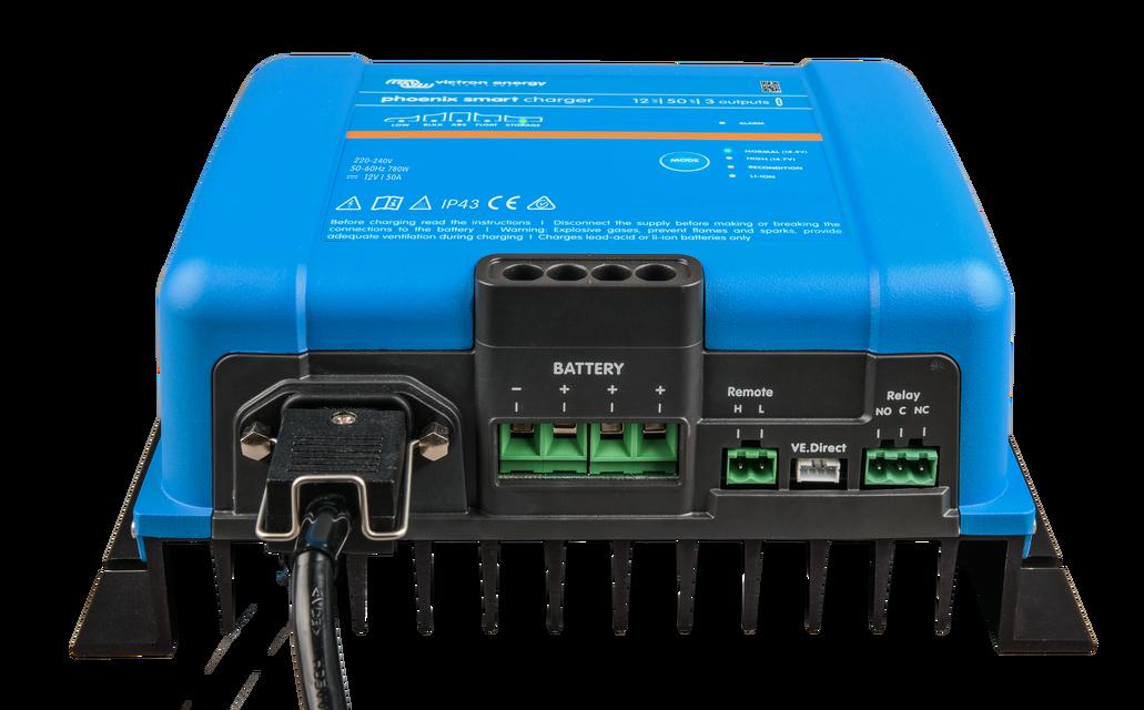 Зарядное устройство Phoenix Smart IP43 Charger 12/50 (3)