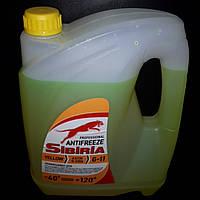 Антифриз желтый SIBIRIA 5л