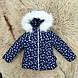 Куртка девочка зима , 98-116,есть замеры, фото 2