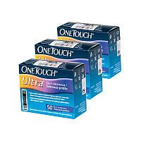 One Touch Ultra №50 - 3 упаковки одним комплектом (150 шт.)
