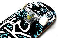"""Скейтборд деревянный """"Spitfire"""" алюминиевая подвеска, фото 3"""