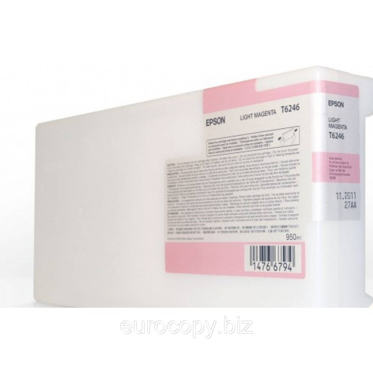 Картридж Epson T6246 для SP-GS6000 Light Magenta (C13T624600) Original