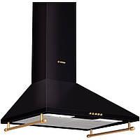 Вытяжка кухонная купольная Bosch DWW063461 черная