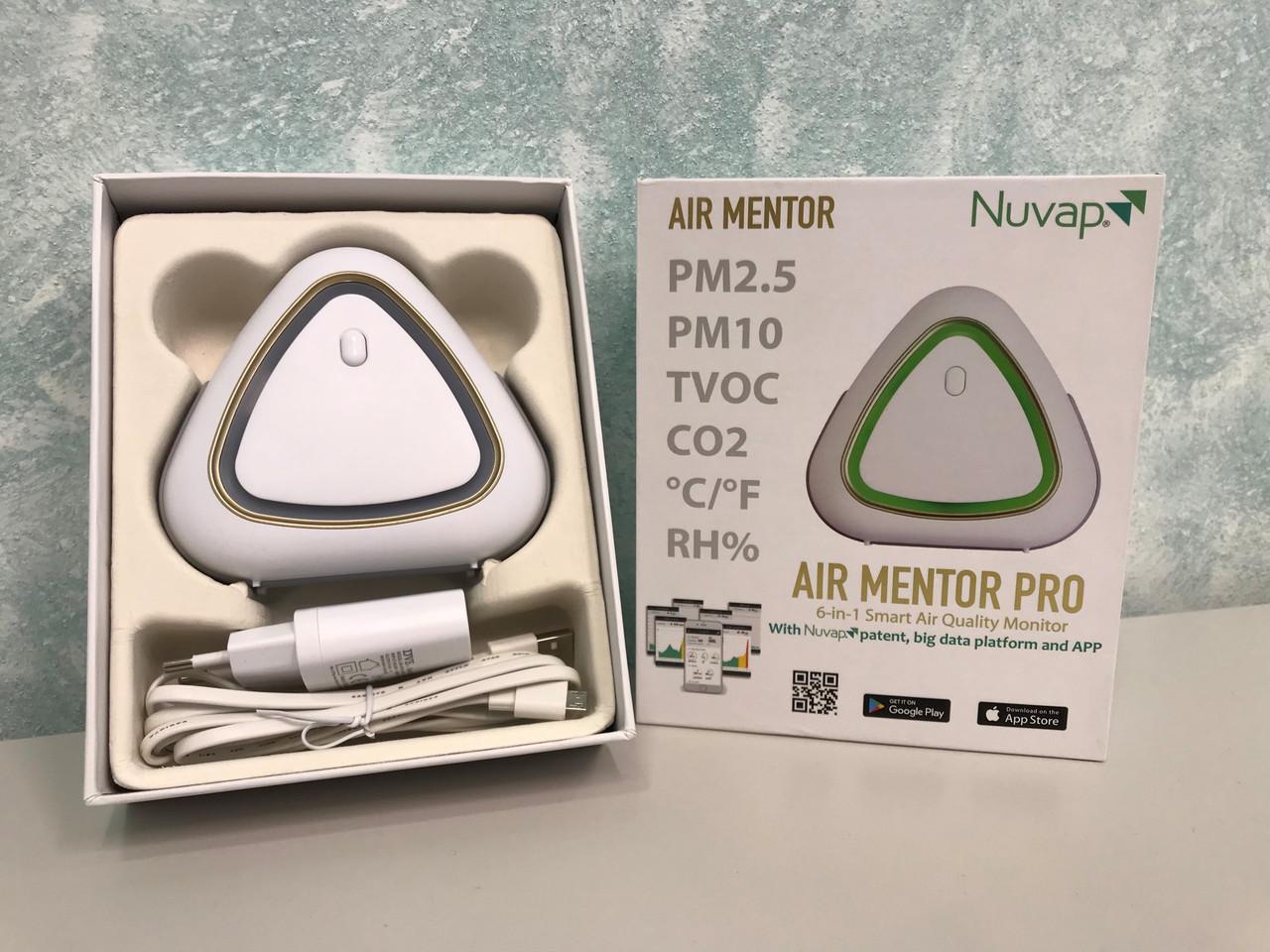 Анализатор качества воздуха Air Mentor Pro (6 показателей)