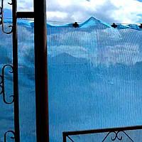 Применение защитной голубой сетки
