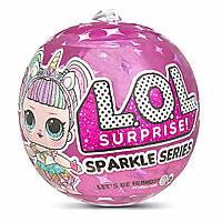Кукла Лол Сияющий сюрприз LOL Surprise Sparkle Series MGA, фото 1
