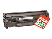 Эко картридж HP LaserJet 1010 (Q2612A)