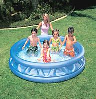 Детский бассейн Летающая тарелка 58431 Intex (188х46)