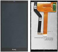 Дисплей (экран) HTC Desire 626G, 626, 530, 630, 650 с тачскрином в сборе ORIG, черный