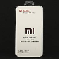 Защитное стекло AVG для Xiaomi Mi Play полноэкранное черное Box