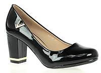 Чрезвычайно стильные Удобные и модные женские туфли черного цвета!