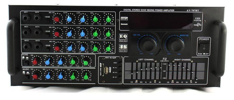 Усилитель AMP 2009/707 BT