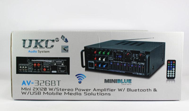 Усилитель AMP 326 BT