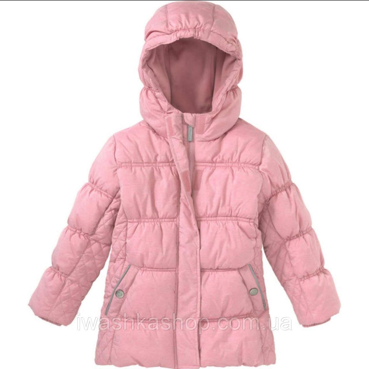 Демисезонная куртка на девочек 4 - 5 лет, р. 110, Topolino