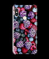 Чехол на Xiaomi Redmi Note 5 с рельефным принтом Frosty Berry Чехлы для телефонов Xiaomi