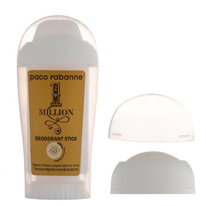 Сухой дезодорант стик Paco Rabanne 1 Million (Пако Рабан 1 Миллион)