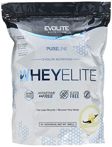 Протеин Evolite Nutrition WheyElite  900g (Vanilla)