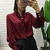 Вечерняя стильная блуза 44-46 (в расцветках ), фото 2