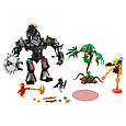 """Конструктор Bela 11234 """"Робот Бэтмена против робота Ядовитого Плюща"""", 419 деталей. Аналог Lego 76117, фото 3"""