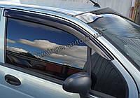 Ветровики, дефлекторы окон Daewoo Matiz 1997- (ANV), фото 1