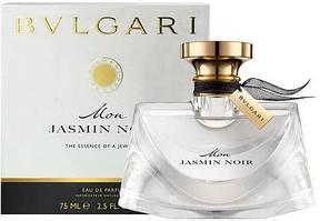Женские духи Bvlgari Mon Jasmin Noir The Essence of a Jeweller  (белая коробка ) 75 мл
