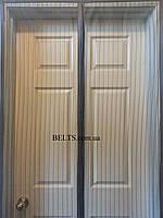 Москитная сетка на дверь Магнетик Меш с магнитами, штора на дверь Magnetic Mesh, фото 1