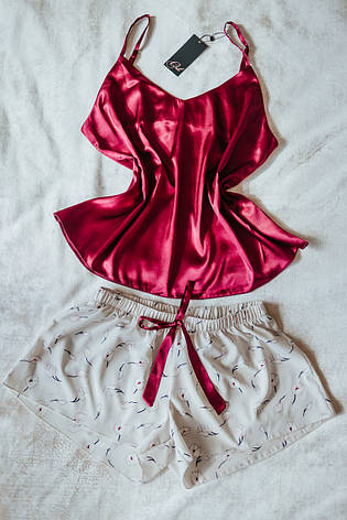 Женская пижама большого размера 50-52, фото 2