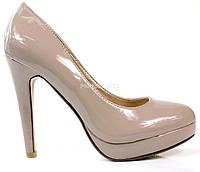 Стильные Удобные и модные женские туфли серого цвета!